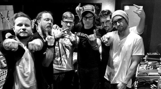 Shinedown с новым альбомом.