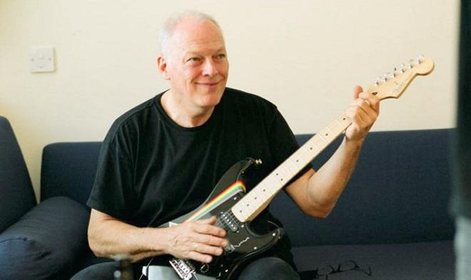 David Gilmour. Новый альбом!