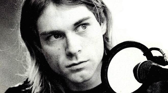Раритетная запись песни Курта Кобейна.