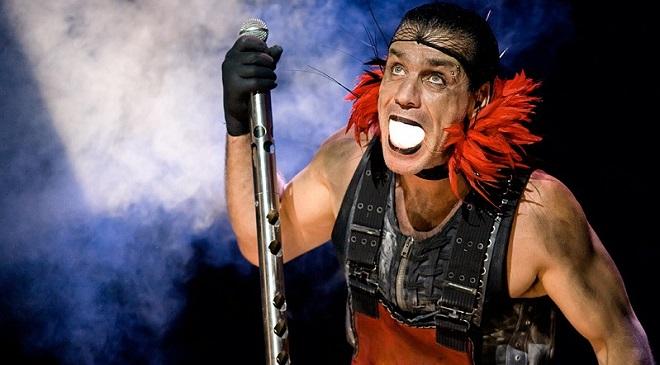 Премьера нового клипа Lindemann.