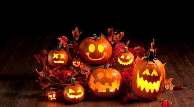 Хэллоуин с UMA !!!