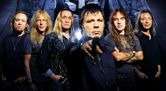 Iron Maiden в Москве !!!
