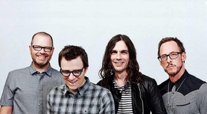 А Weezer все о девках.