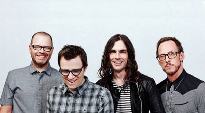 Weezer перепели a-ha.
