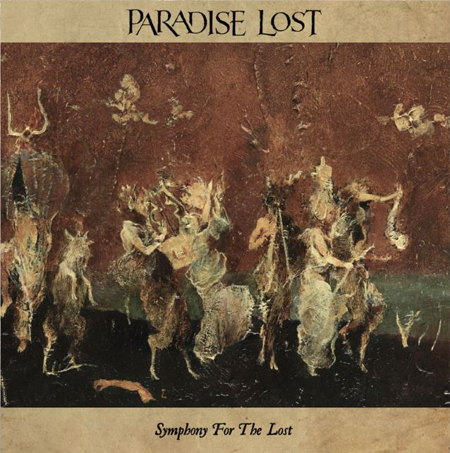 paradise lost symphony for the lost