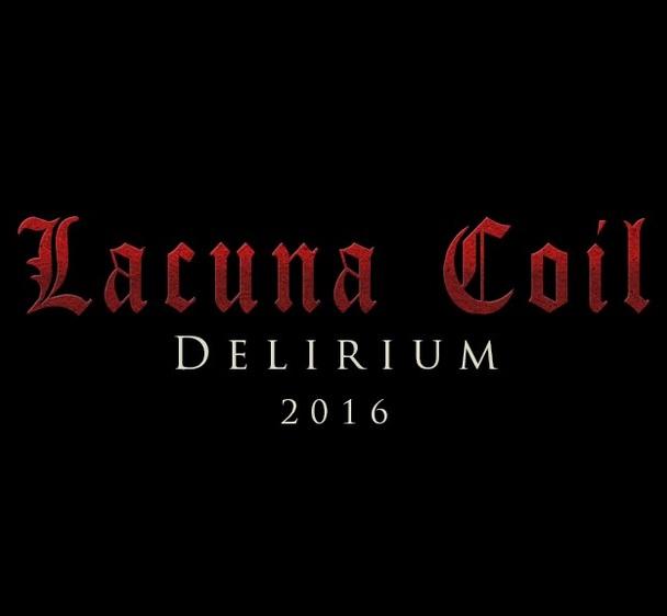 Lacuna Coil - Delirium (2016)