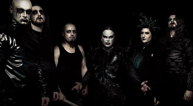 Практикуйтесь в черной магии с Cradle of Filth.
