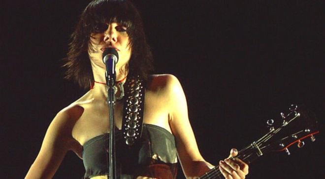 PJ Harvey презентовала неизданный трек.