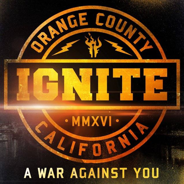 ignite-war against you (2016)