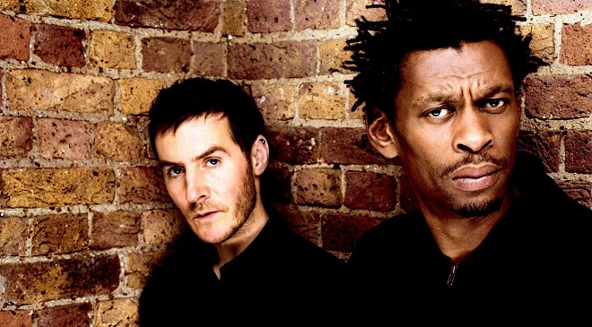 Новое видео Massive Attack, совместное с Azekel.