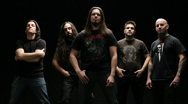 Песня с нового альбома Anthrax.