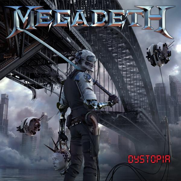 Megadeth - Dystopia (2015)