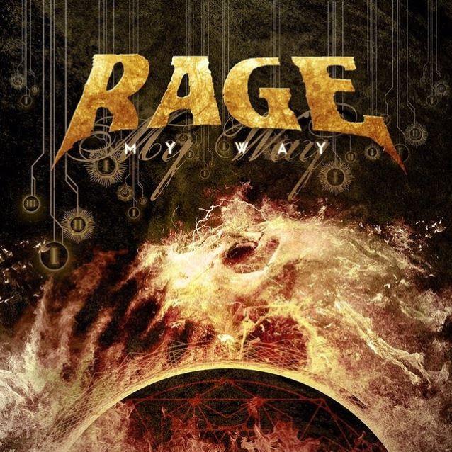 RAGE - My Way (2016)