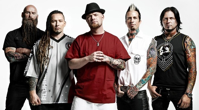 Five Finger Death Punch «кавернули» The Offspring.