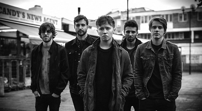 Новое видео Nothing But Thieves.