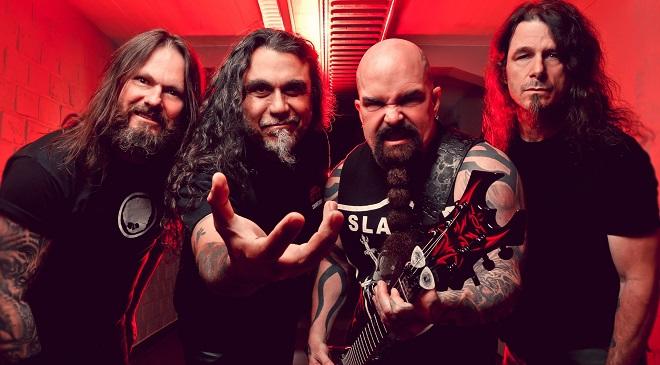 Кровь и насилие в новом клипе Slayer.