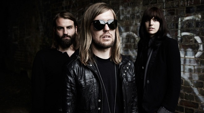 Новый сингл Band Of Skulls. So Good!