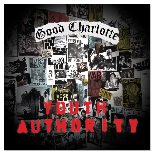 Good&amp Charlotte - Youth&amp Authority (2016)