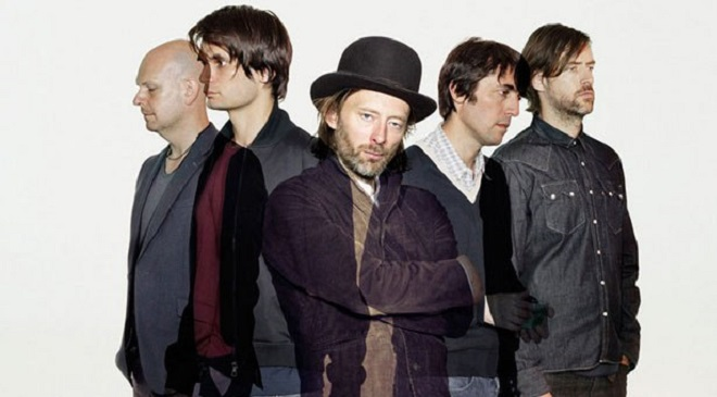 Radiohead представили новый видеоклип в духе минимализма!