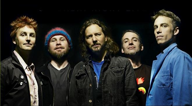 Новая песня Pearl Jam?