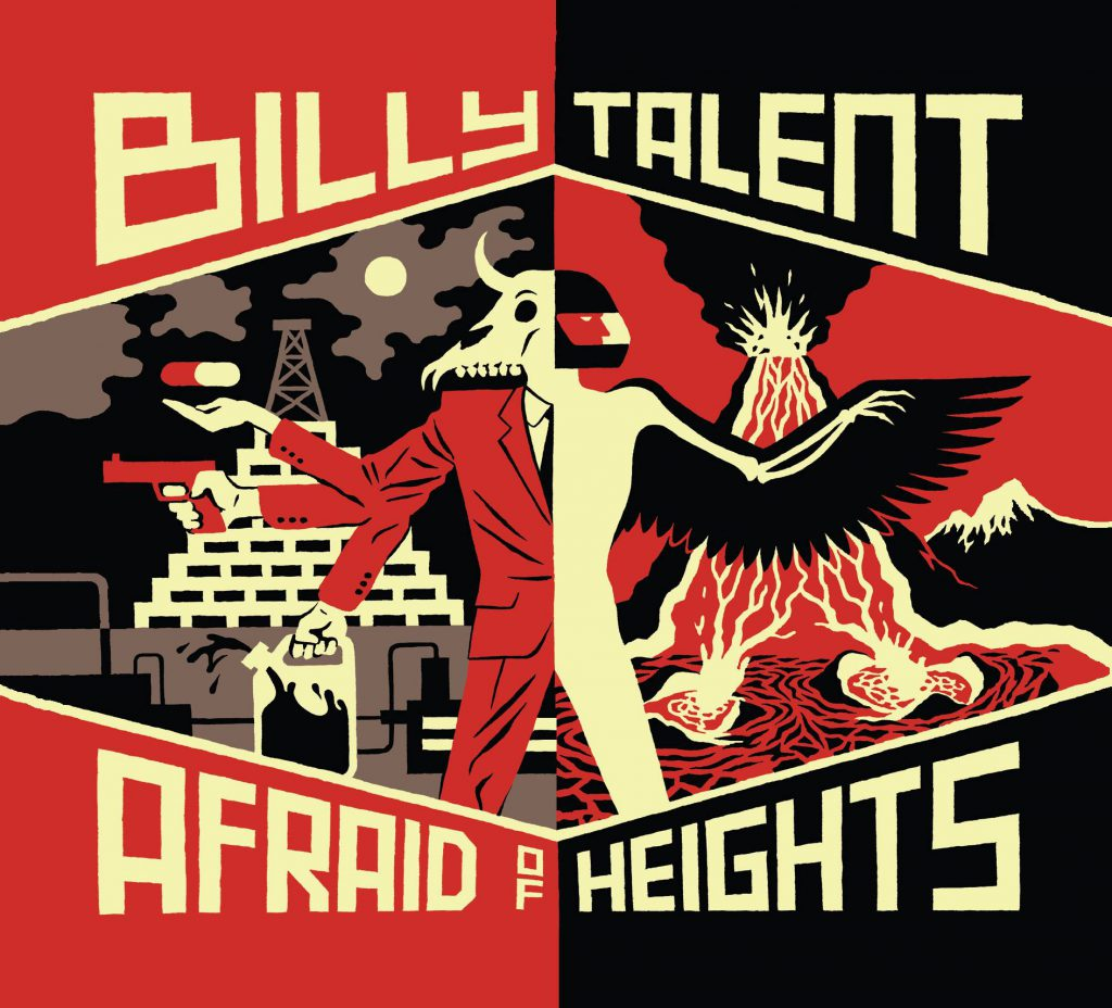 Billy& Talent - Afraid& Of& Heights (2016)