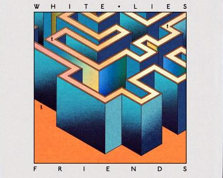 White& Lies - Friends (2016)