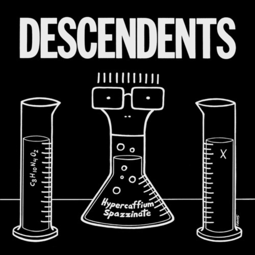 Descendents - Hypercaffium& Spazzinate (2016)