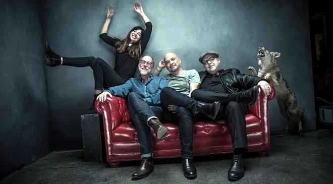 Pixies презентовали странное новое видео.