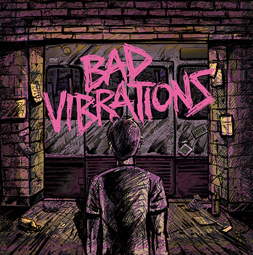 A& Day& To& Remember - Bad& Vibrations (2016)