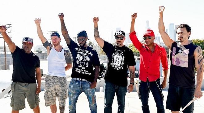 Prophets of Rage презентовали дебютный сингл.
