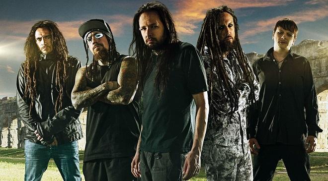 Korn выпустили концертный клип.