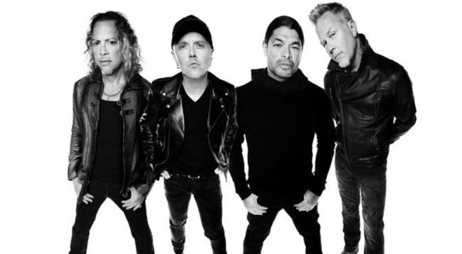 Мимолётные мотыльки от Metallica.