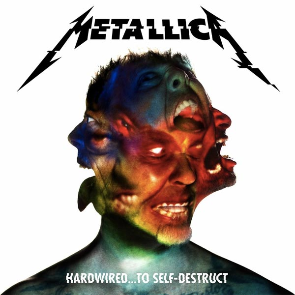 Metallica — Hardwired…& To& Self-Destruct& (2016)