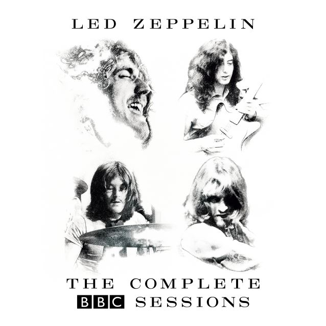 Led& Zeppelin - The& Complete& BBC& Sessions (2016)