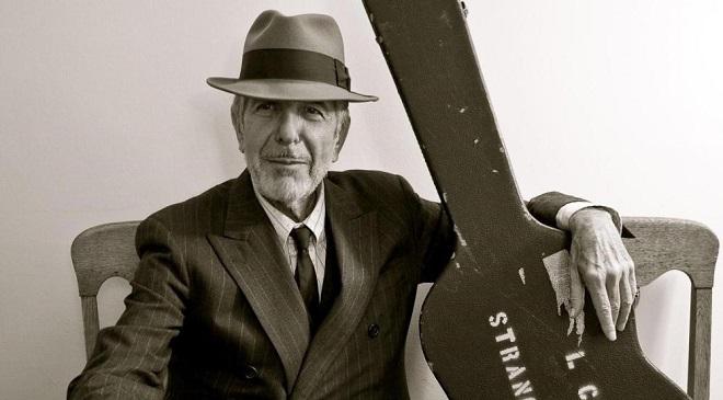 Leonard Cohen празднует День Рождения и представляет новый трек.