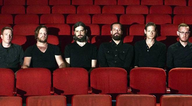 Пост-рокеры Caspian представили клип на новый сингл.