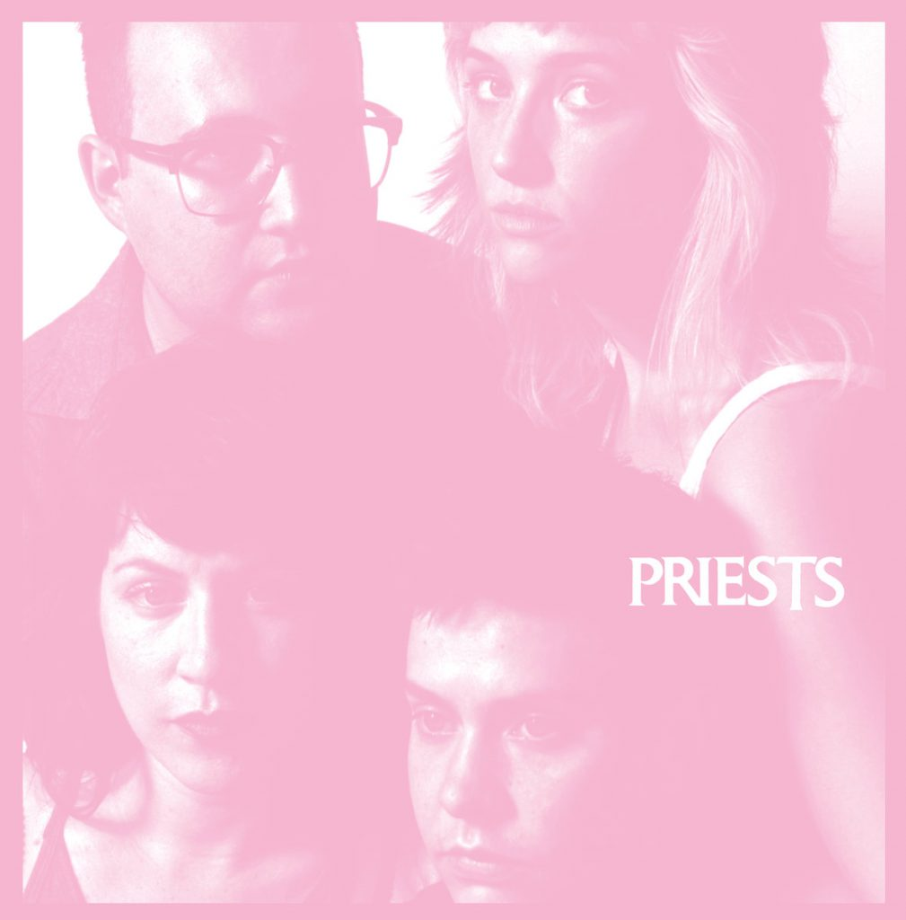 Priests - Nothing& Feels& Natural (2016)