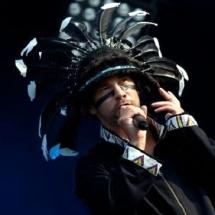 Jay Kay в новой шляпе в новом видеоклипе Jamiroquai!