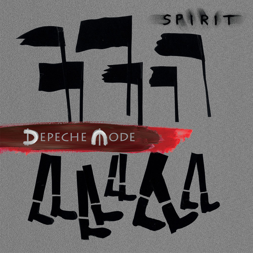 Depeche& Mode - Spirit (2017)