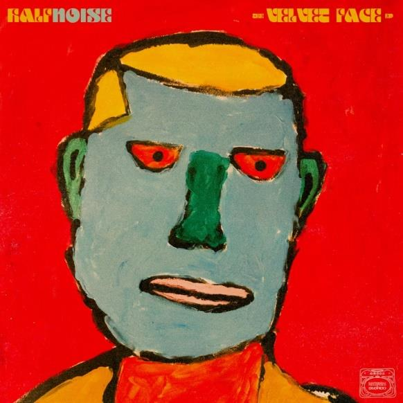 HalfNoise - The Velvet Face (2017)