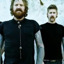 Узрите новое видео от группы Mastodon.