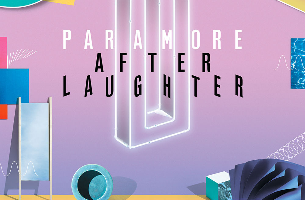 Paramore - After& Laughter (2017)