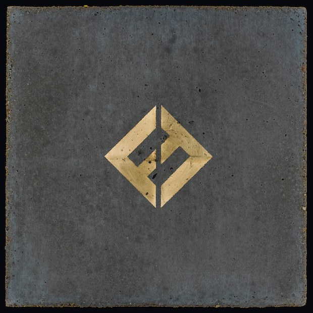 "Foo Fighters - ""Concrete And Gold"" (2017)"