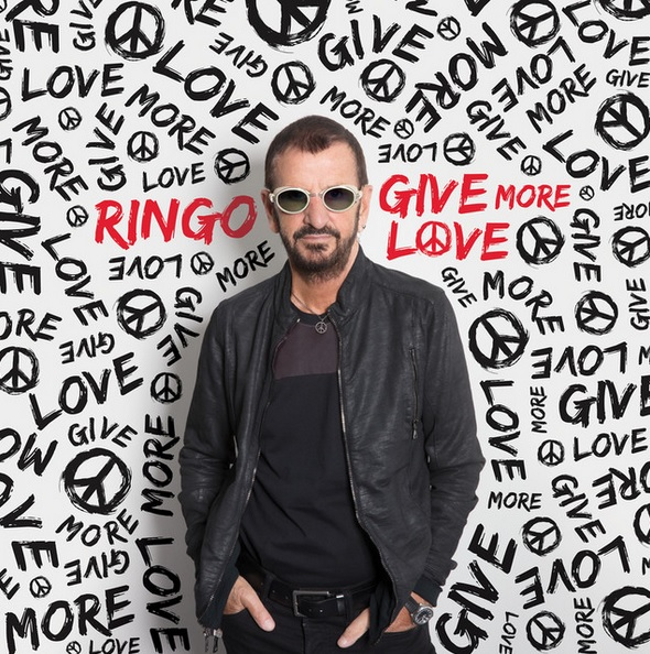 Ringo Starr - Give More Love 2017