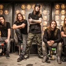Концерт Children Of Bodom.