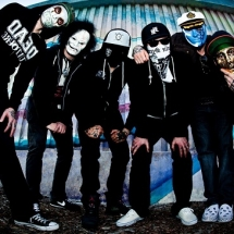 Hollywood Undead — владыка ночи.