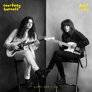 Courtney Barnett & Kurt Vile - Lotta Sea Lice (2017)