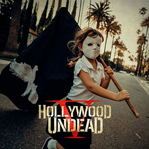 Hollywood Undead - V (2017)