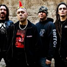 The Exploited 20 лет в России.