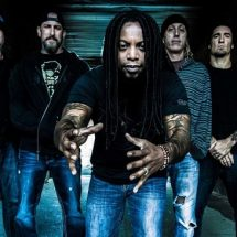 Sevendust — All I See Is War (2018)